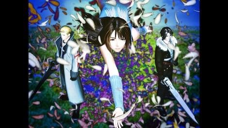 Final Fantasy VIII Steam Key GLOBAL - gameplay - 5