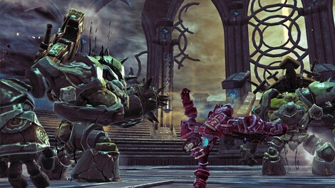 Darksiders 2 Steam Key GLOBAL - rozgrywka - 9