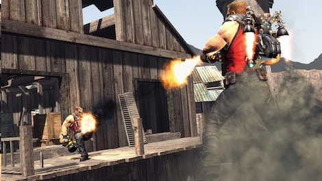 Duke Nukem Forever Steam Key GLOBAL - gameplay - 2
