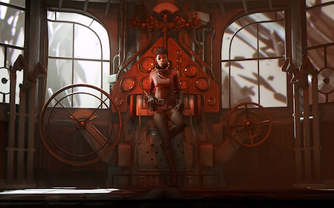 Dishonored: Death of the Outsider Steam Key GLOBAL - gameplay - 6