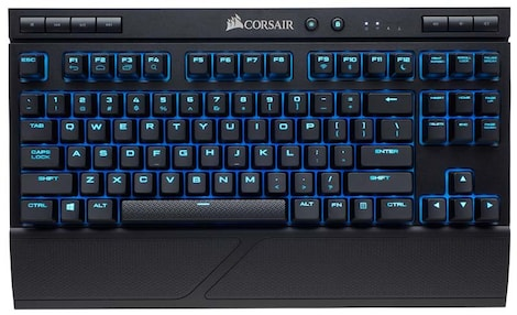 Corsair K63 Wireless Mechanical- Blue LED - MX Red - QWERTY (US)