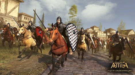 Total War: ATTILA - Age of Charlemagne Campaign Pack Key Steam RU/CIS - screenshot - 14