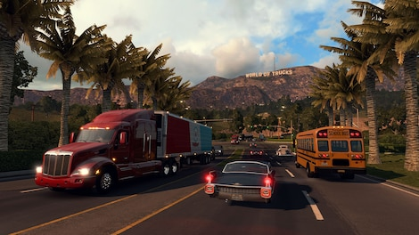 American Truck Simulator Steam Key GLOBAL - Gameplay - 13