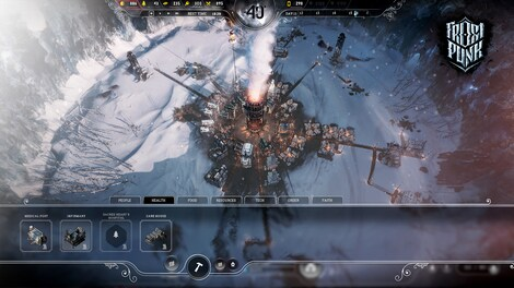 Frostpunk Steam Key GLOBAL - gameplay - 11