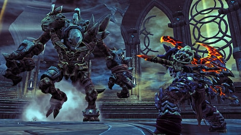 Darksiders 2 Steam Key GLOBAL - rozgrywka - 14