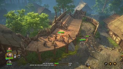 The Dwarves Steam Key GLOBAL - rozgrywka - 10