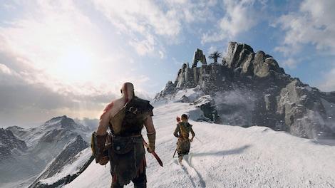 God of War Digital Deluxe Edition PSN Key UNITED KINGDOM - gameplay - 6