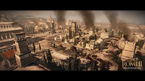 Total War: ROME II - Emperor Edition + 4 DLCs Steam Key GLOBAL - rozgrywka - 12