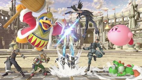 Super Smash Bros. Ultimate Nintendo Key Nintendo Switch EUROPE - gameplay - 3