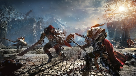 Lords of the Fallen Game of the Year Edition Steam Key GLOBAL - rozgrywka - 2