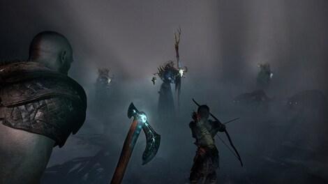 God of War Digital Deluxe Edition PSN Key UNITED KINGDOM - gameplay - 10