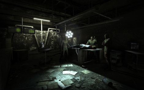 Outlast - Whistleblower Key Steam GLOBAL - zrzut ekranu - 5