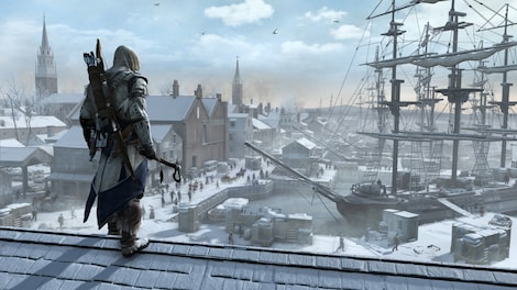 Assassin's Creed III Steam Key GLOBAL - gameplay - 5