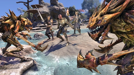 The Elder Scrolls Online: Summerset Upgrade The Elder Scrolls Online Key GLOBAL - screenshot - 7