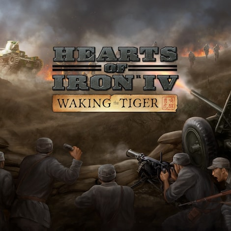 Hearts of Iron IV: Waking the Tiger Steam Key GLOBAL - screenshot - 8