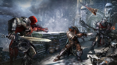 Lords of the Fallen Game of the Year Edition Steam Key GLOBAL - rozgrywka - 13