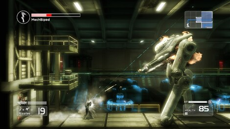 Shadow Complex Remastered Steam Key GLOBAL - gameplay - 8