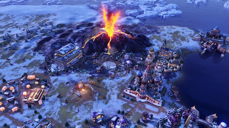 Sid Meier's Civilization VI: Gathering Storm Steam Key RU/CIS - screenshot - 2