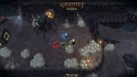 Gauntlet Slayer Edition Steam Key GLOBAL - rozgrywka - 3