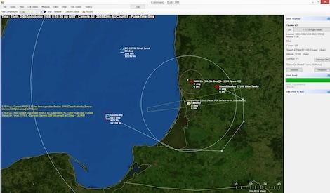 Command: Modern Air / Naval Operations WOTY Steam Key GLOBAL - gameplay - 11