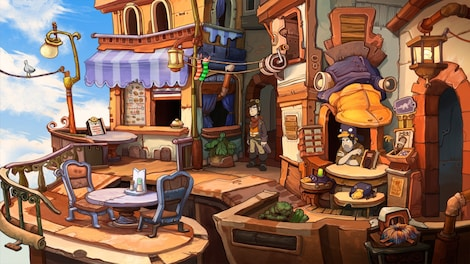 Deponia Trilogy Steam Key GLOBAL - gameplay - 4