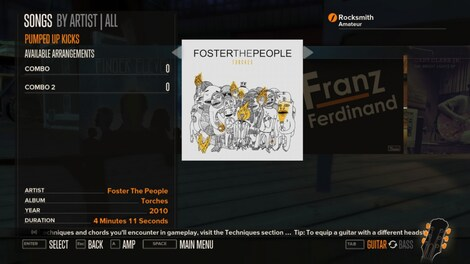 Rocksmith - Foster the People - Pumped Up Kicks Gift Steam GLOBAL ...