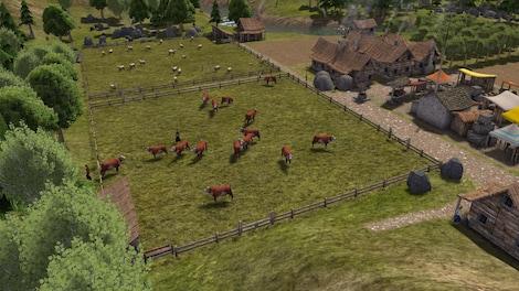 Banished Steam Key GLOBAL - játék - 2