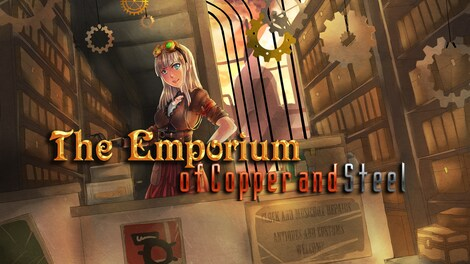 RPG Maker VX Ace - The Emporium of Copper and Steel Key Steam GLOBAL