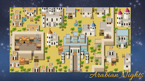 RPG Maker VX Ace - Arabian Nights DLC Key Steam GLOBAL