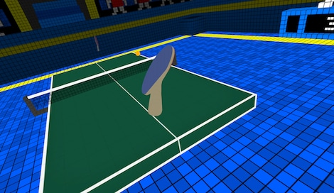 VR Ping Pong Steam Key GLOBAL - oynanabilirlik - 1