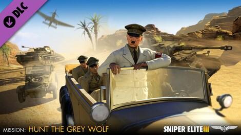 Sniper Elite 3 + Hunt the Grey Wolf Key Steam GLOBAL - screenshot - 2