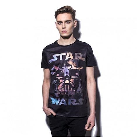 STAR WARS: Darth Vader Men's T-shirt XS Black