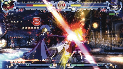 BlazBlue: Calamity Trigger Steam Key GLOBAL