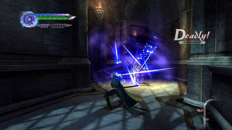 Devil May Cry 4 Special Edition Steam Key GLOBAL - gameplay - 3