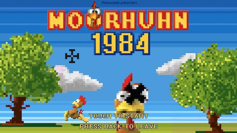 moorhuhn invasion