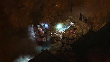 Diablo 3: Rise of the Necromancer Pack Key Blizzard GLOBAL