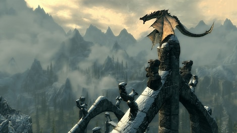 The Elder Scrolls V: Skyrim Steam Key GLOBAL - gameplay - 14