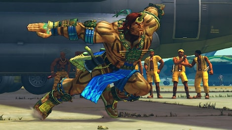 Ultra Street Fighter IV Steam Key GLOBAL - gameplay - 19