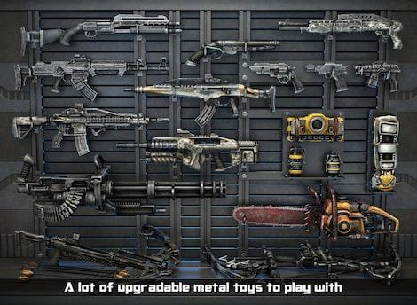 Dead Effect Steam Key GLOBAL - rozgrywka - 11