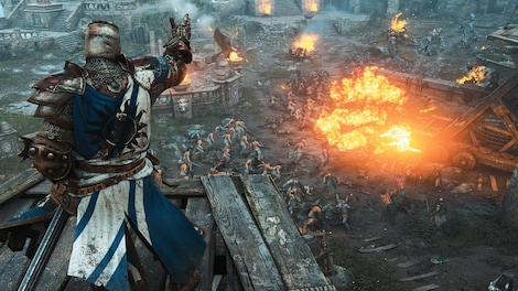 For Honor Uplay Key ROW - gameplay - 5