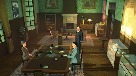 Agatha Christie - The ABC Murders Steam Key GLOBAL - gameplay - 11