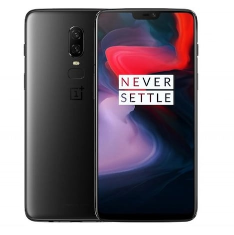ONEPLUS 6 8/256Gb A6003 DualSim Midnight Black