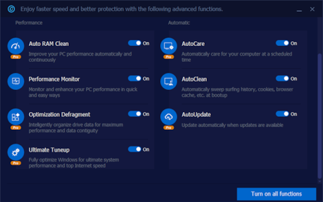 Advanced SystemCare 11 PRO IObit Key GLOBAL