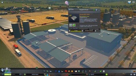 Cities: Skylines - Industries Steam Key GLOBAL - screenshot - 7