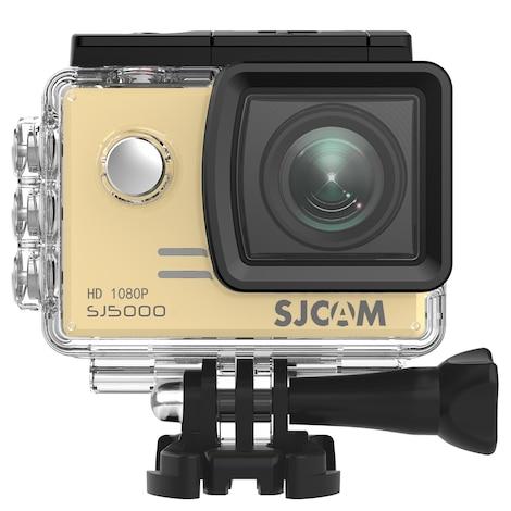 SJCAM SJ5000 Action Camera 14MP 1080p Ultra HD Waterproof Underwater Camera Camcorder Gold