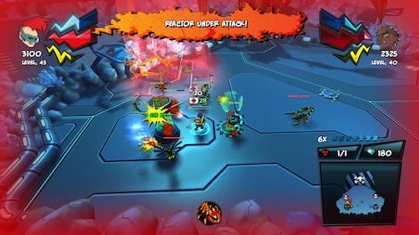ZAMB! Biomutant Extermination Steam Key GLOBAL - gameplay - 5