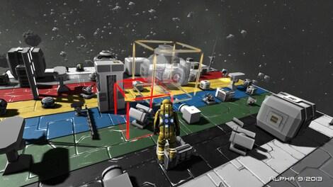 Space Engineers Steam Key GLOBAL - gameplay - 6