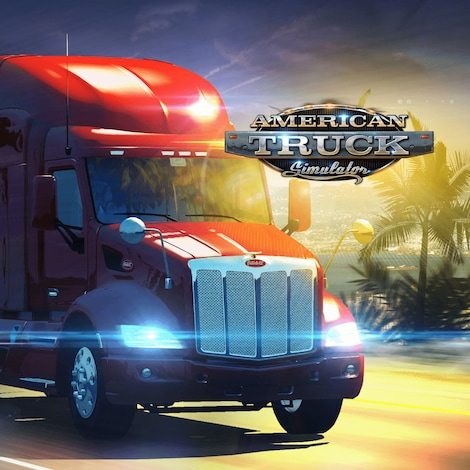 American Truck Simulator Steam Key GLOBAL - Gameplay - 14