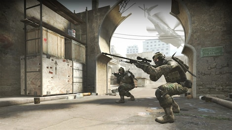 Counter-Strike: Global Offensive FULL GAME Steam Key INDIA - gameplay - 3