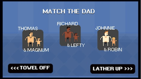 Shower With Your Dad Simulator 2015: Do You Still Shower With Your Dad Steam Key GLOBAL - gameplay - 5